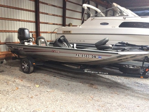 Used Ranger Tournament RT178 Sports Fishing Boat For Sale