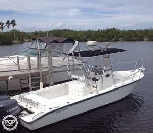 Used Edgewater 260 CC Center Console Fishing Boat For Sale