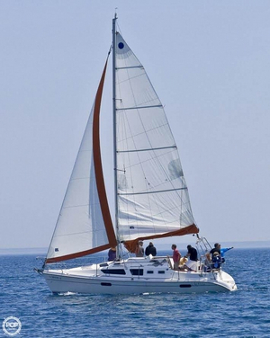 Used Hunter 326 Sloop Sailboat For Sale