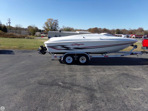 Used Baja 21 Hammer High Performance Boat For Sale