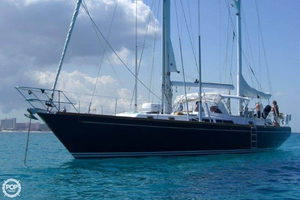 Used Gulfstar MKII Ketch Sailboat For Sale