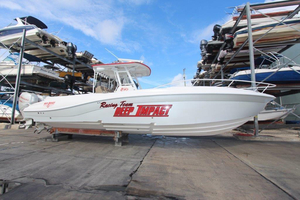 Used Deep Impact Cuddy Cabin Boat For Sale