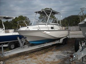 Used Boston Whaler Revenge 22 Cruiser Boat For Sale