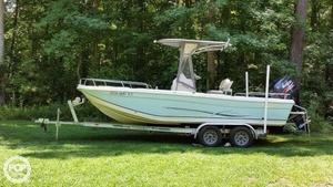 Used Carolina Skiff 21 Ultra Elite Center Console Fishing Boat For Sale