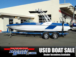 Used Sanger 215-S Ski and Wakeboard Boat For Sale