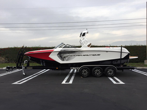 New Nautique G25 Ski and Wakeboard Boat For Sale