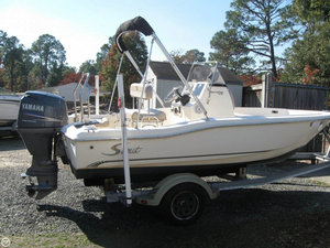 Used Scout Sportfish 175 Center Console Fishing Boat For Sale