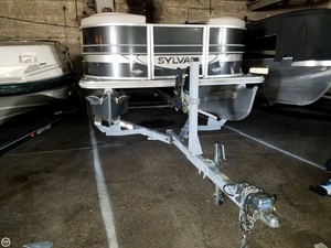 Used Sylvan 8522CR Pontoon Boat For Sale