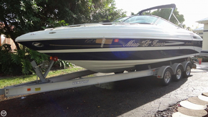 Used Mariah Z 275 Shabah Bowrider Boat For Sale