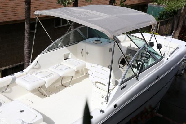 Used Carolina Cat 23DC Power Catamaran Boat For Sale