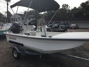 New Outcast Skiffs 15DF15DF Skiff Boat For Sale
