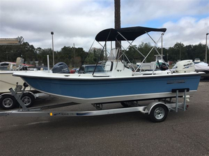 New Outcast Skiffs 19 V Skiff Boat For Sale