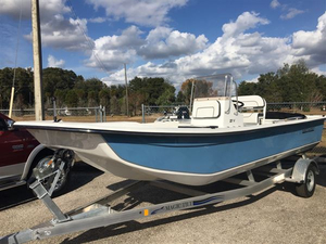 Used Outcast Skiffs 21V Skiff Boat For Sale