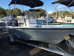 New Cape Craft 160 CC Center Console Fishing Boat For Sale