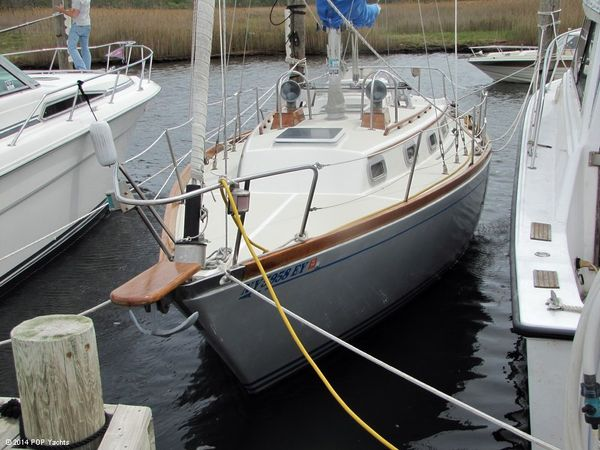 Used Bristol Yachts 31-1 Racer and Cruiser Sailboat For Sale