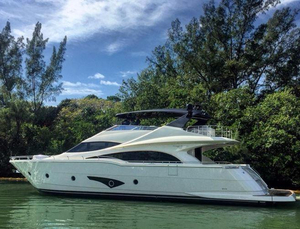 New Marquis 720 Fly Bridge Motor Yacht For Sale