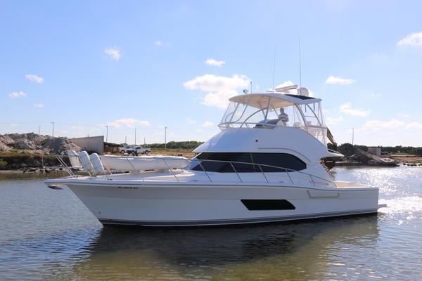 Used Riviera 43 Open Flybridge Boat For Sale