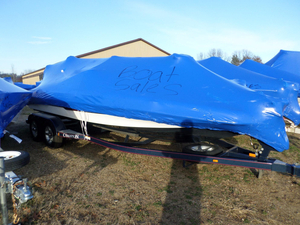 Used Champion 21 SX Ski and Fish Boat For Sale