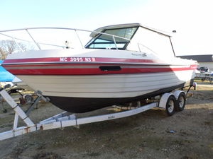 Used Thompson Fisherman 240 Freshwater Fishing Boat For Sale