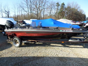 Used Champion Super V18 F/S Ski and Fish Boat For Sale