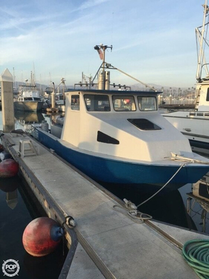 Used Homebuilt 31 Dive Boat For Sale