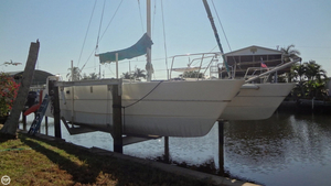 Used Cobra 35 Catamaran Sailboat For Sale