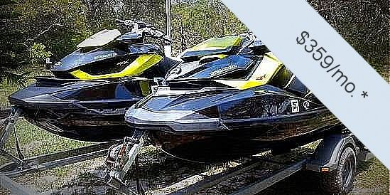 Used Sea-Doo 11 Supercharged (pair) Personal Watercraft For Sale