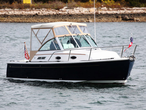 Used Back Cove 26 Cruisers Cruiser Boat For Sale