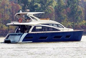 New Allmand Catamaran 50 Power Catamaran Boat For Sale