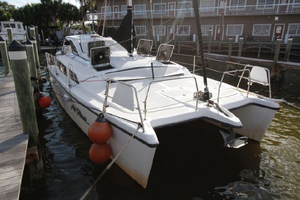 Used Gemini Catamarans 105mc Catamaran Sailboat For Sale