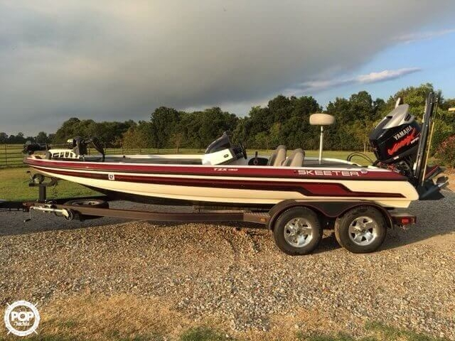 2014 Used Skeeter TZX190 Bass Boat For Sale - $26,250 ...
