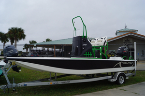 New Tiburon ZX 22 Flats Fishing Boat For Sale