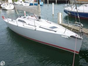 Used Synergy 1000 Racing Yacht Racer and Cruiser Sailboat For Sale
