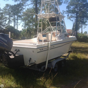 Used Grady-White 206 G Center Console Fishing Boat For Sale