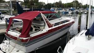 Used Cruisers Yachts 297 Elegante Express Cruiser Boat For Sale