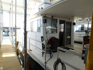 Used Gibson 42 LC House Boat For Sale