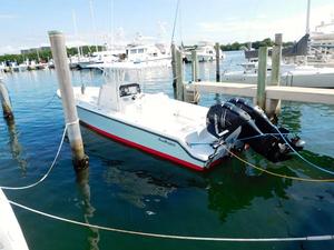 Used Sea Hunter 35 open Center Console Fishing Boat For Sale