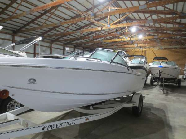 New Tidewater Boats 196 DC Dual Console Boat For Sale