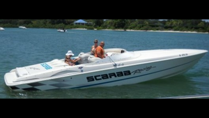 Used Wellcraft 33 Scarab AVS High Performance Boat For Sale