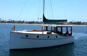 Used Scout Fairchild Classic 30 Classic Antique and Classic Boat For Sale