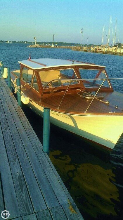 Used Lyman 26 Cruisette Antique and Classic Boat For Sale