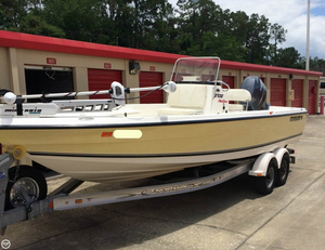 Used Century 2102 Center Console Fishing Boat For Sale