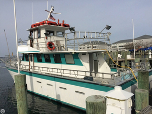 Used Dmr Head Boat Charter Boat For Sale