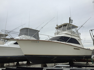 Used Ocean Yachts 38 Super Sport Cruiser Boat For Sale