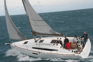 Used Jeanneau 349 Sun Odessey Sloop Sailboat For Sale
