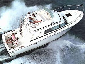 Used Bertram 33II Sport Fisherman Cruiser Boat For Sale