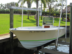 Used Bertram Sportsman Center Console Fishing Boat For Sale
