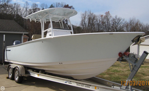 Used Sportsman 252 Center Console Fishing Boat For Sale