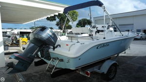 Used Cobia 185 center console Center Console Fishing Boat For Sale