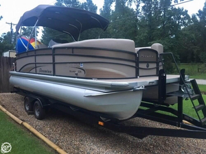 Used Premier Pontoons Solaris 232 Pontoon Boat For Sale